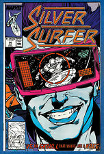 THE SILVER SURFER # 26 - Marvel 1989 (fn-vf)
