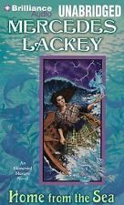Elemental Masters: Home from the Sea 8 by Mercedes Lackey (2014, MP3 CD,...