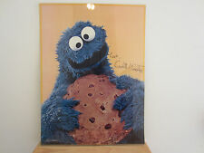 COOKIE MONSTER VINTAGE POSTER 1978 MUPPETS 18 X 24 CLASSIC Excellent Condition!