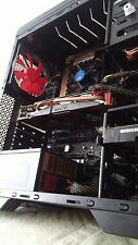 High End Gaming Desktop i7 4790k 4.0ghz 120gb SSD 8gb WIN 7 PRO ASUS z97 Deluxe