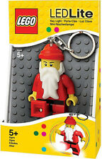 LEGO City - Santa LED Key Light / Keychain