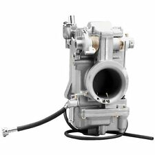 Mikuni HSR 45mm Carburetor Only, Natural Finish - TM45-2K