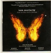 (CP637) Tom Moriarty, Fire In The Doll's House - 2012 DJ CD