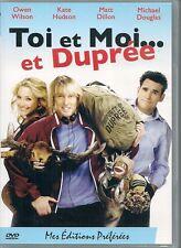 DVD ZONE 2--TOI ET MOI ET DUPREE--WILSON/HUDSON/DILLON/DOUGLAS/ROGEN/LE SIEUR