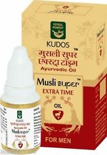 Kudos Musli Power Extra Time Oil Combination 6 Rare Herbs
