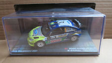 Ford Focus RS WRC #3 New Zealand 2007 Gronholm/ Rautiainen 1:43 Altaya