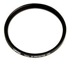 Tiffen 72mm UV protection filter for Canon EF-S 15-85mm f/3.5-5.6 IS USM lens