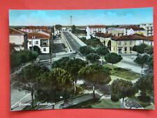 FAENZA Cavalcavia Ravenna vecchia cartolina