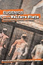 Eugenics And the Welfare State: Sterilization Policy in Demark, Sweden-ExLibrary