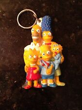 1990 The Simpsons Keyring