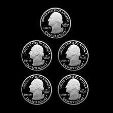 2017 S America the Beautiful National Parks U.S. Coins from Silver Proof Set