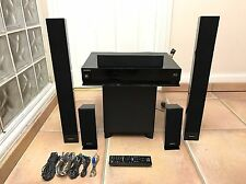 Sony BDV-E870 5.1 Channel Home Cinema System with 3D Blu-ray Player.