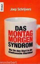 *~ Das MONTAGMorgen SYNDROM - Joep SCHRIJVERS   tb  (2006)