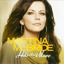 Hits and More by Martina McBride (CD, Jan-2012, Sony Music) BRAND NEW SEALED