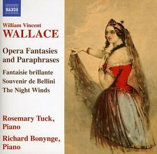 Wallace,William Vincent - Piano Music-Opera Fantasies & Paraphrases Vo (CD NEUF)