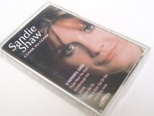 SANDIE SHAW - cover to cover -16 trk UK CASSETTE
