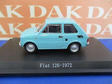 Die cast 1/43 Fiat 126 1972
