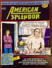 American Splendor #10 (1985, Harvey Pekar)