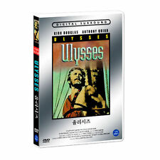 ULYSSES (1954) Kirk Douglas, Anthony Quinn DVD *NEW