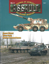 CONCORD ASSAULT 17 BELGIAN ARMOURED RECON / BRITISH 1ST ARMOURED / GERMAN WIESEL