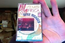 Bayembi Africa- Deux Visages- new/sealed cassette tape