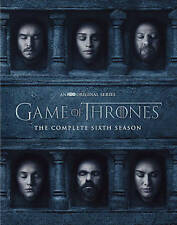 Game of Thrones: Season Six (Blu-ray Disc, 2016, Includes Digital Copy)