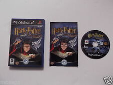 HARRY POTTER AND THE PHILOSOPHERS STONE for PLAYSTATION 2 'RARE & HARD TO FIND'