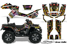 Can-Am Outlander Max ATV Graphic Kit 500/800 AMR Decal Sticker Part EDHD LK