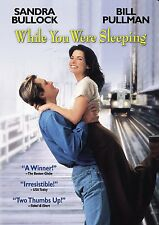 While You Were Sleeping Sandra Bullock, Bill Pullman PG/DVD NEW BRAND VMO