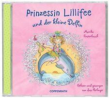 PRINZESSIN LILLIFEE - DER KLEINE DELFIN (SONDERAUSGABE)   CD NEU