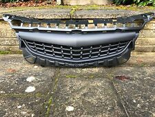 VAUXHALL OPEL ASTRA J 5-DOOR BADGELESS DEBADGED FRONT RADIATOR GRILLE GRILL NEW