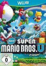 Nintendo Wii U New Super Mario Bros U * Neuwertig