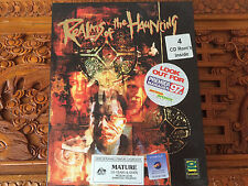 Realms Of The Haunting PC game adventure shooter classic rare