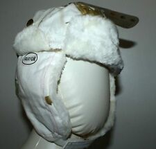 REALTREE AP SNOW BEANIE TRAPPER W FAUX FUR EAR FLAPS VERY WARM & COZY GIFT IDEA