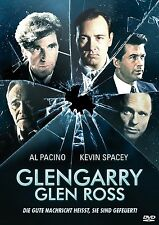 AL/SPACEY,KEVIN/HARRIS,ED/BALDWIN PACINO - GLENGARRY GLEN ROSS  DVD NEU