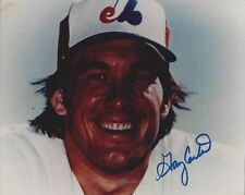 Gary Carter signed Montreal Expos 8x10 Photo - Guaranteed to pass PSA