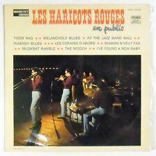 Les Haricots Rouges en Public - Vinyl 33 Tours
