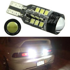 NEW T15 921 W16W Wedge Super White 24-SMD 2835 LED Backup Reverse Lights
