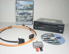 Latest BE7042 OEM GENUINE MERCEDES W211 E SLK CLS DVD Navigation Retrofit SET
