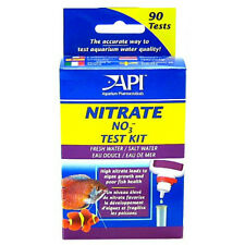 API NITRATE TEST KIT TROPICAL COLDWATER AND MARINE FISH TANK AQUARIUM