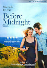 BEFORE MIDNIGHT New SEALED  DVD Ethan Hawke