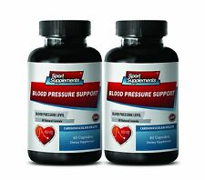 Blood Pressure Support 820mg - Dietary Supplement. Cardiovascular Health  2B