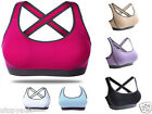 Comfortable Seamless Comfort Leisure Sports Yoga Stretch Comfy Bra Crop Top Vest