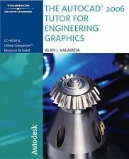 The AutoCAD  2006 Tutor for Engineering Graphics by Alan J. Kalameja. 1418020478