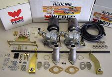 VW Weber Carb kit - Beetle, Bug,Type1, Bus, TypeII Single port Dual 34ICT Weber