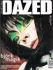 DAZED & CONFUSED #65 May 2000 BJORK Elodie Bouchez JAN SVANKMAJER Damon Albarn