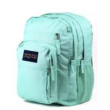 JANSPORT Big Student Backpack Aqua Dash School Bag JS00TDN79ZG - UK STOCKIEST