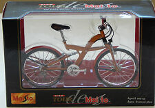 New Tour de Maisto 1:12 Die Cast Metal BMW Q5.T Bike Bicycle Miniature Unopened