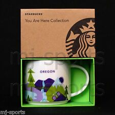 2016 STARBUCKS OREGON YAH YOU ARE HERE COLLECTION COFFEE MUG city icon portland