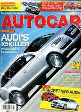 AUTOCAR - 16 August 2005 - Audi's X5 Killer